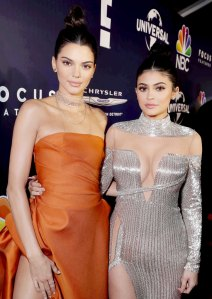 Kendall and Kylie Jenner Launching Makeup Collection