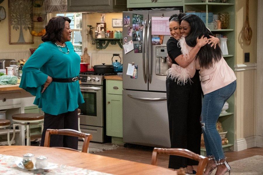 Kenya Moore Returns to Acting Family Reunion