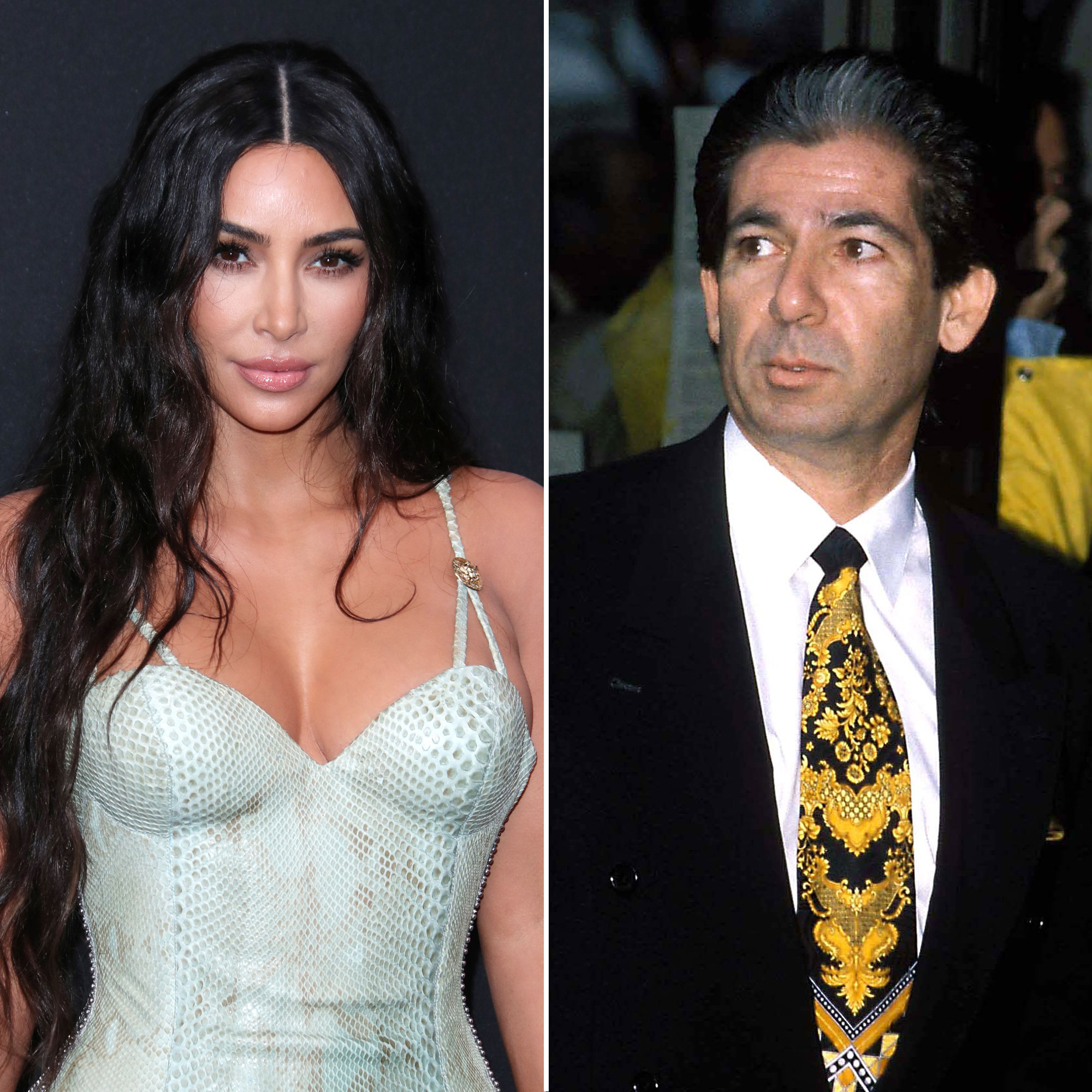 Kim Kardashian's Father Robert Influenced Her Law Career