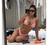 Kim Kardashian Bikini Instagram
