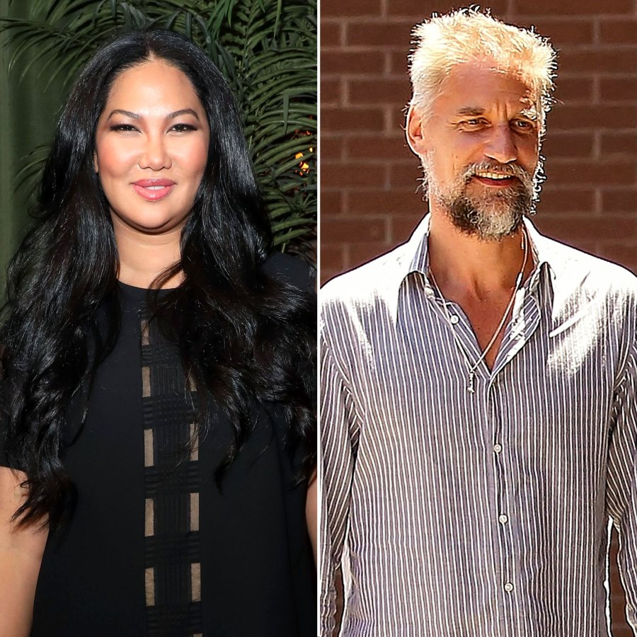 Kimora Lee Simmons' Husband Tim Leissner Spotted With a Mystery Woman