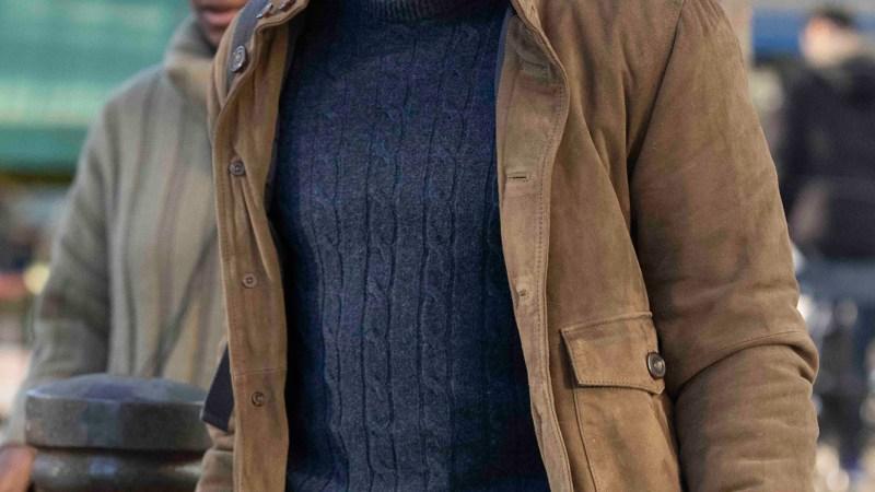 Pucker Up! Kit Harington Kisses Gemma Chan While Filming Marvel's 'Eternals'