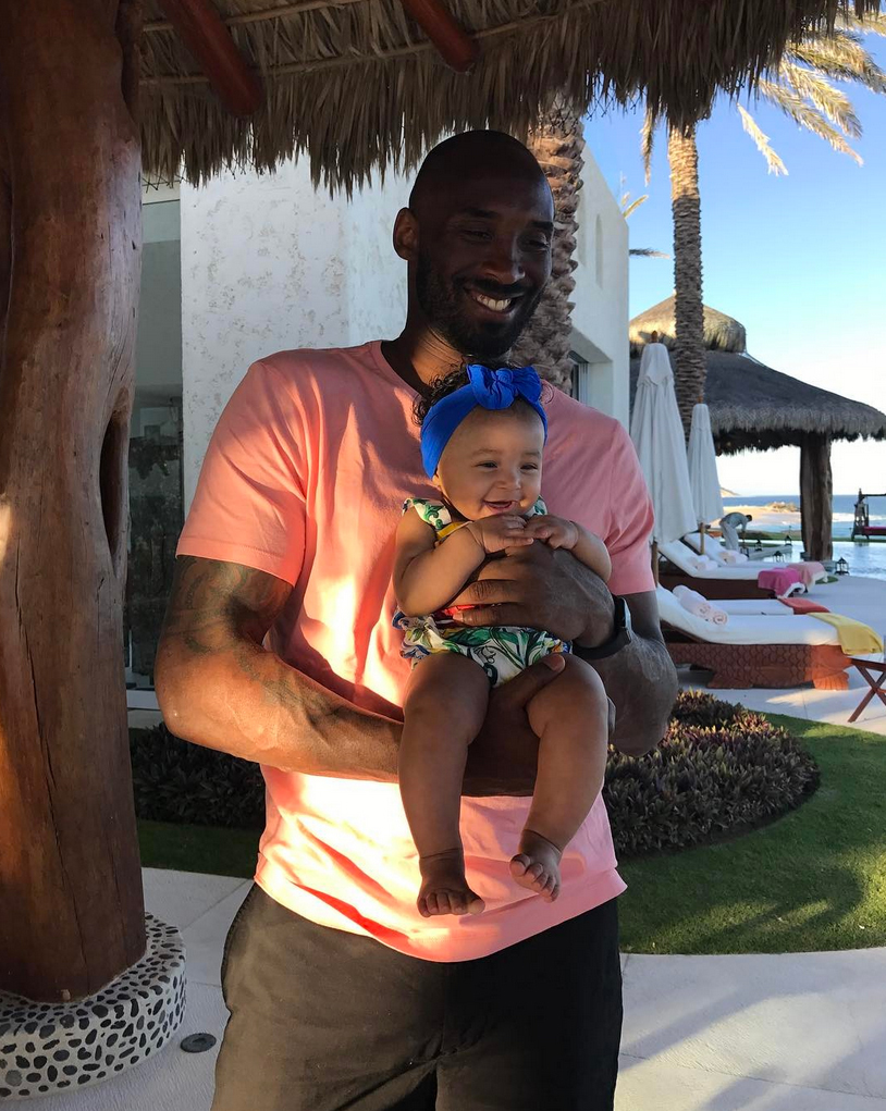 Kobe-Bryant-Family-Moments-Too-Cute