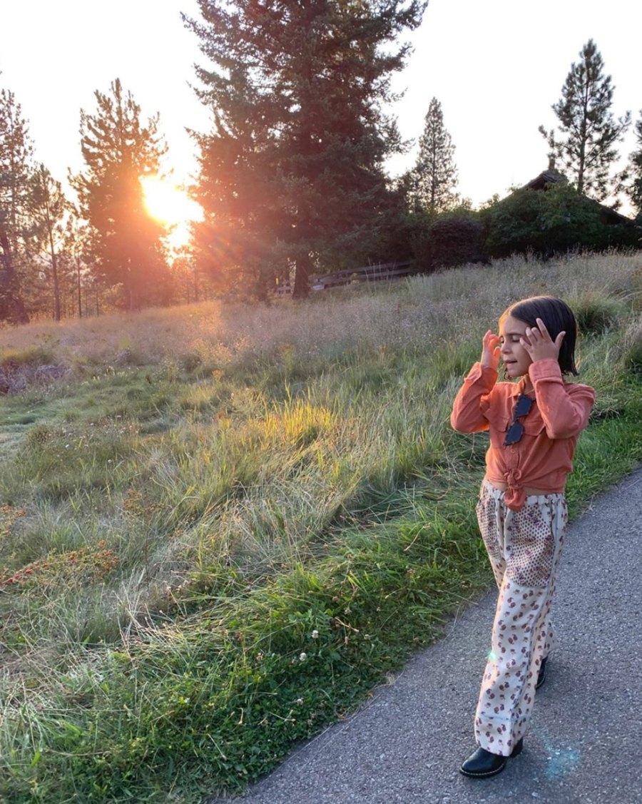 Kourtney-Kardashian-Trip-to-Idaho-With-Penelope-and-Reign