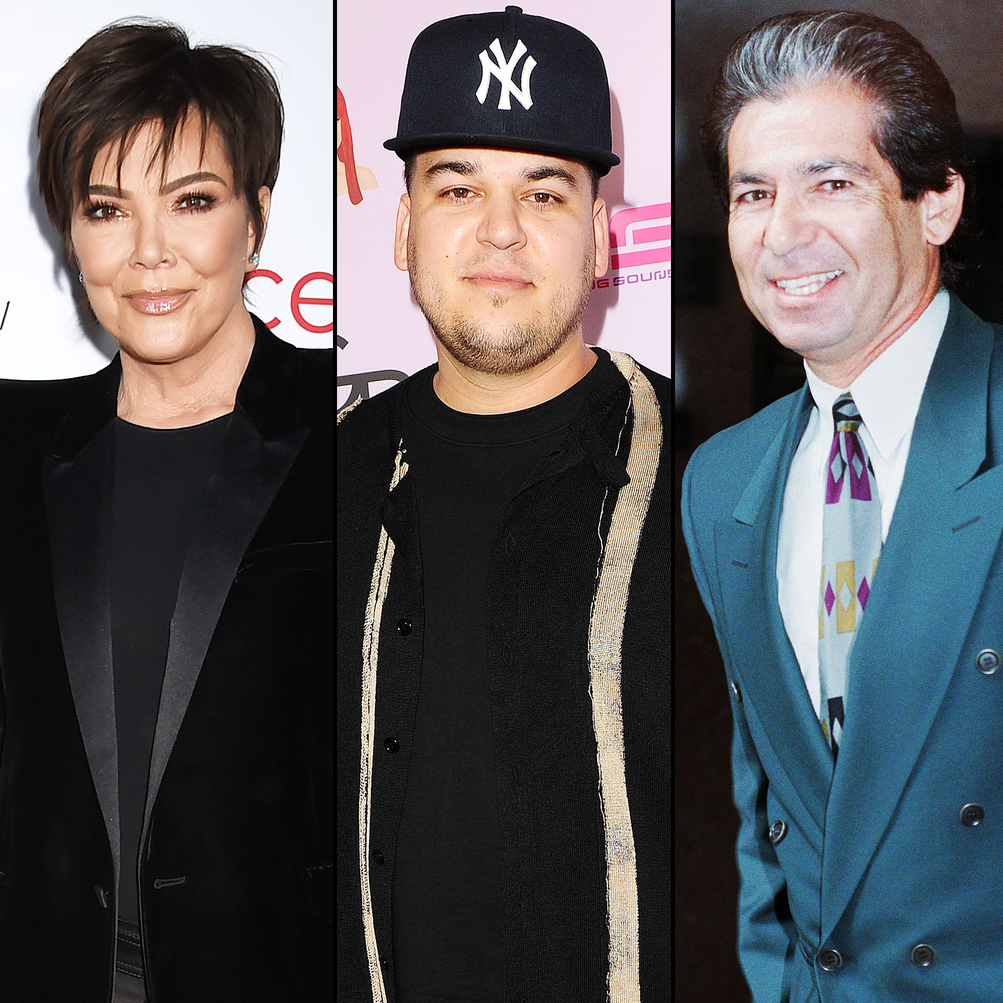 Kris Jenner Says Son Rob Kardashian Is Still Not Over His Father Robert Kardashian's 2003 Death