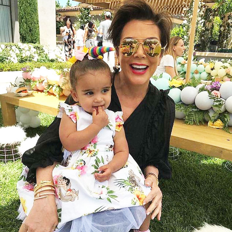 Kris Jenner Shows Off Treats That Look Exactly Like Her Grandkids
