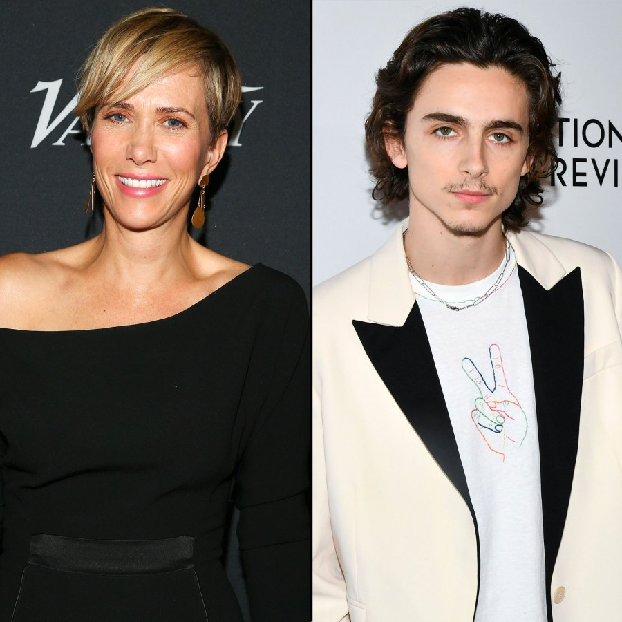 Kristen Wiig, Timothee Chalamet, More Stars Added to Oscars Presenters List