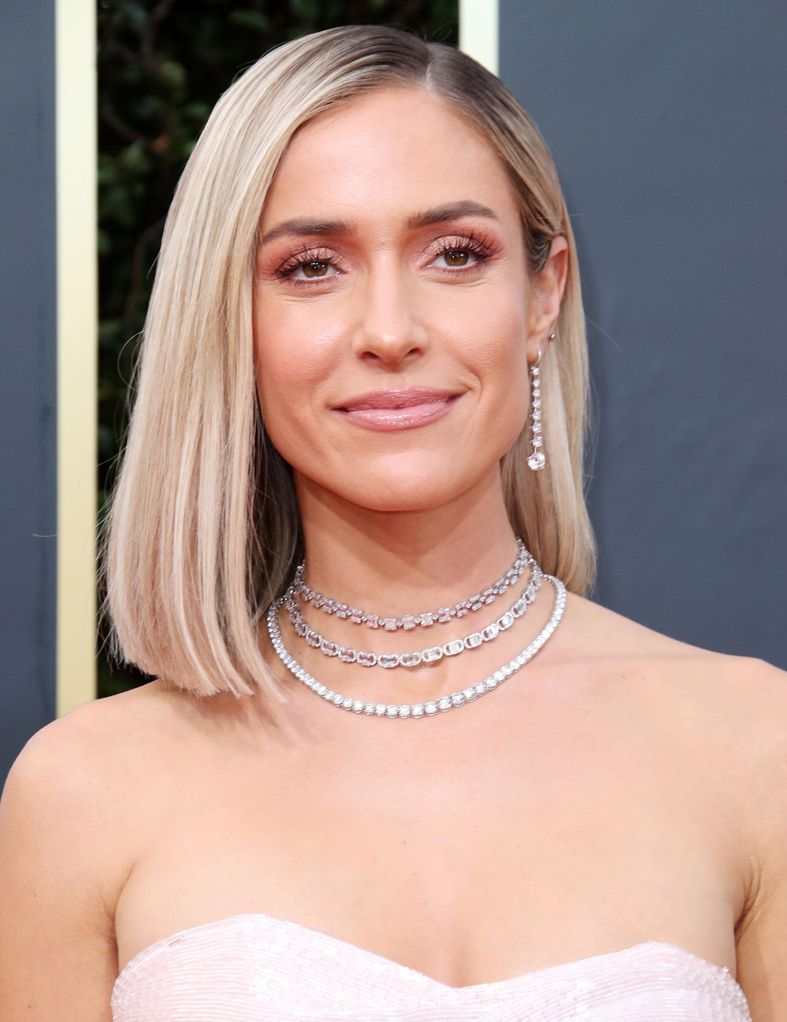 Golden Globes 2020 Best Beauty Hair Makeup On The Red Carpet