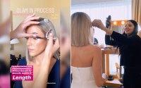 Kristin Cavallari Stars Getting Ready Golden Globes 2020
