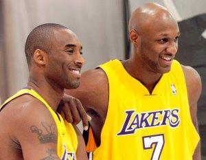 Lamar Odom Calls Kobe Bryant His 'Brother' in Sweet Tribute Post