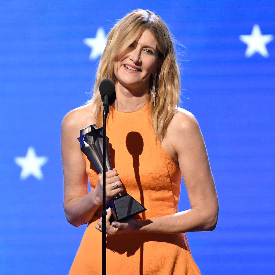 Laura Dern Best Supporting Actress Critic's Choice Awards 2020