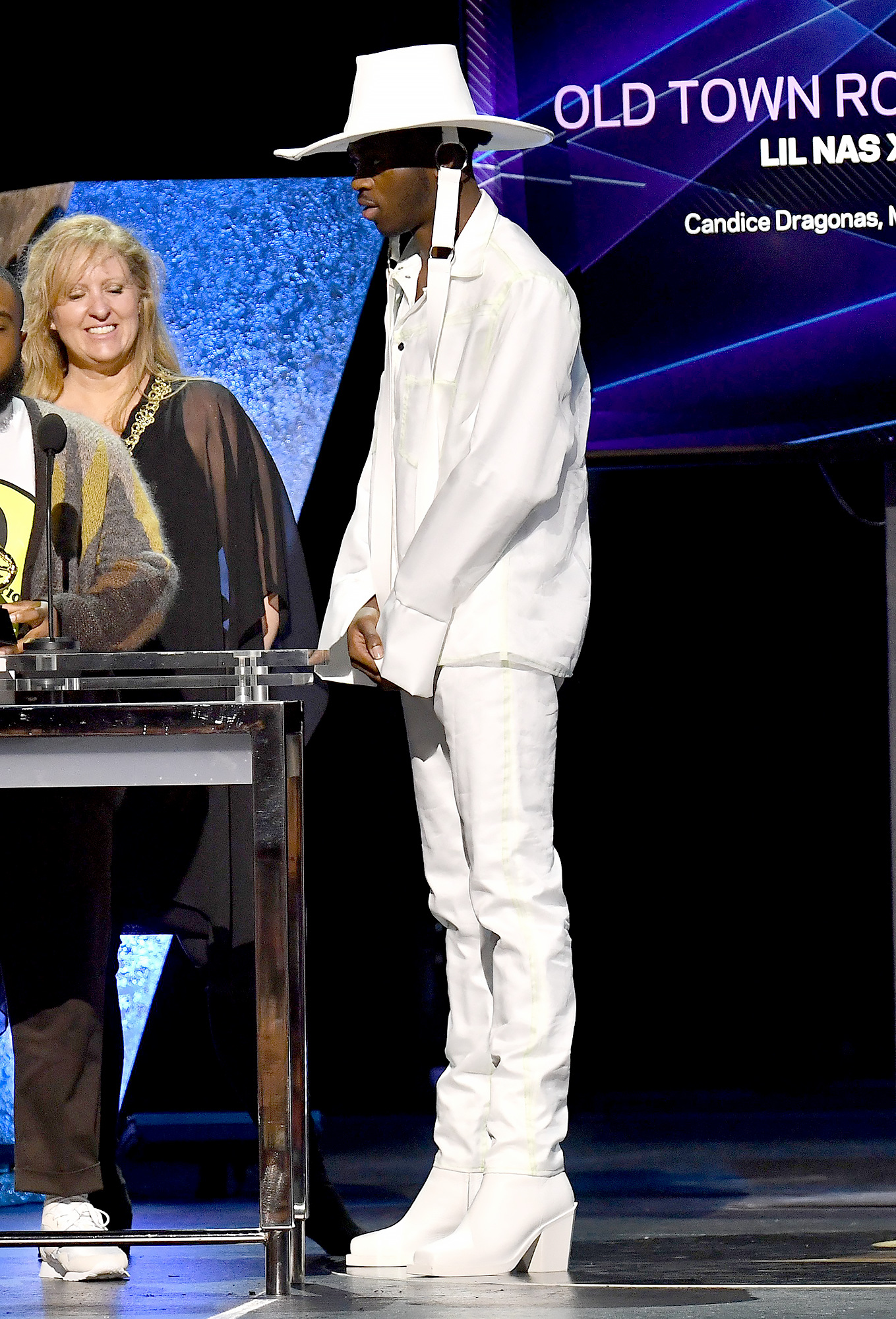 Lil Nas X Wins His 1st Grammy
