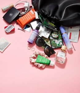 Lily Aldridge Whats in My Bag