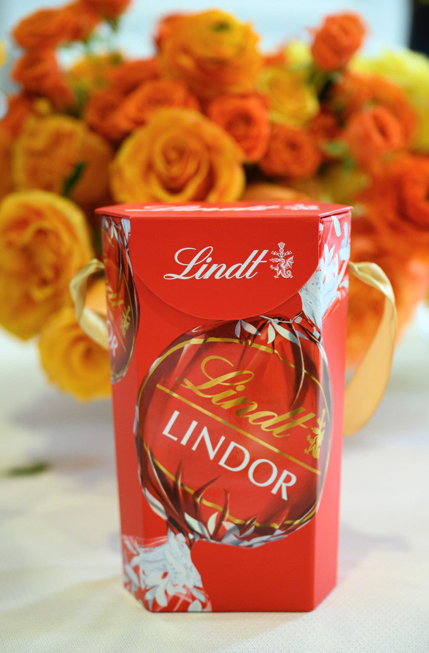 Lindt Golden Globes by the Numbers
