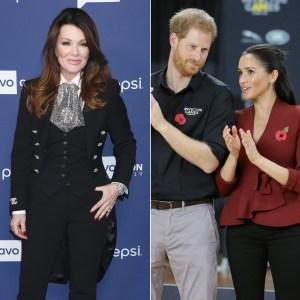 Lisa Vanderpump Thinks Prince Harry, Duchess Meghan Step Back Is a 'Shame'