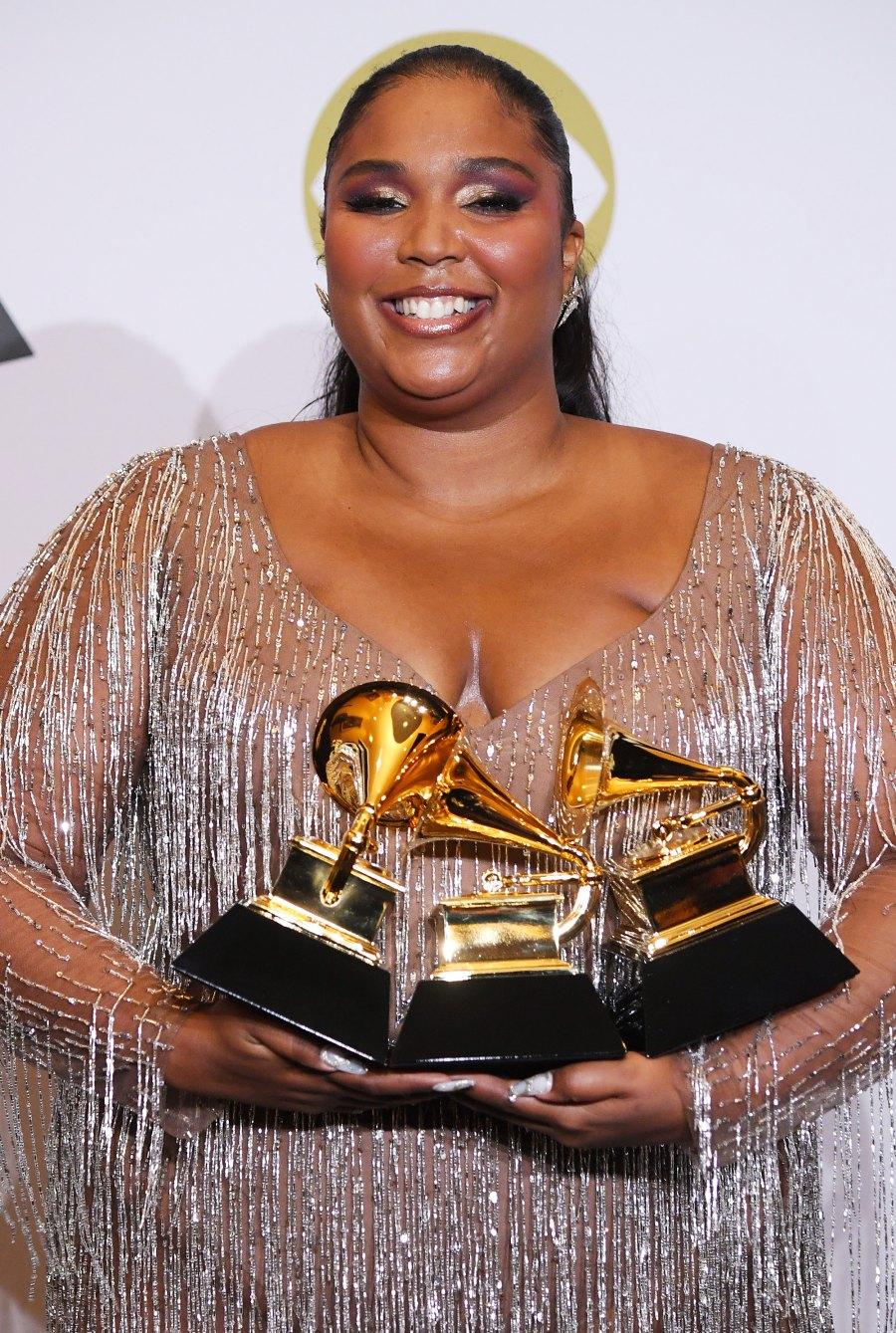 Lizzo's Grammys 2020 Looks