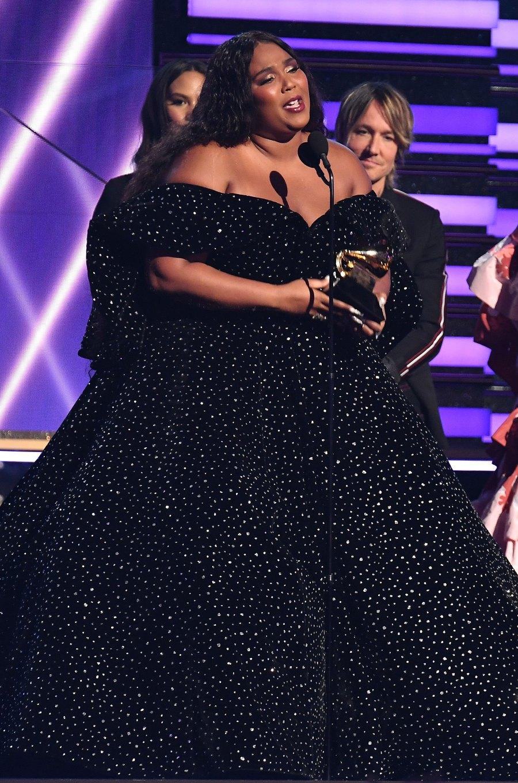 Lizzo Grammys 2020 Looks