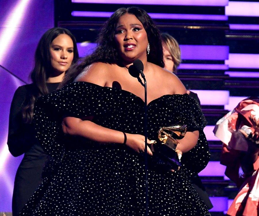 Lizzo Grammys 2020
