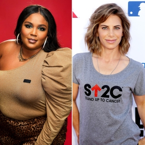 Lizzo Responds to Jillian Michaels' Comments About Her Health With Empowering Message: 'I Deserve to Be Happy'