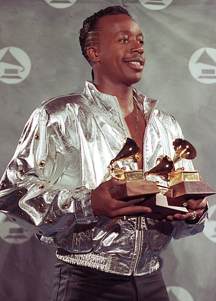 MC Hammer Grammys U Can't Touch This