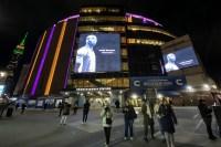 Madison Square Garden honors Kobe Bryant