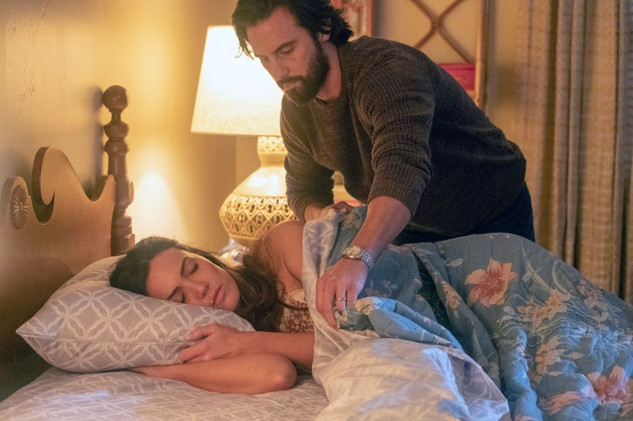 Mandy Moore and Milo Ventimiglia This Is Us Recap