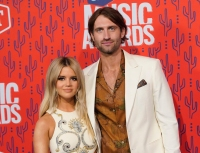 Maren Morris Gives Birth, Welcomes 1st Child With Husband Ryan Hurd