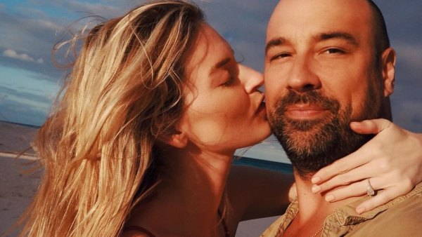 Martha Hunt Is Engaged to Jason McDonald, Shows Off Ring