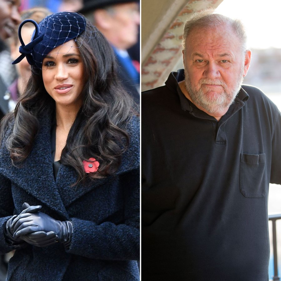 Meghan Markle Father Thomas Markle Set to Testify Against Her in Court