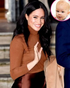 Meghan Markle Smiles With Archie Dogs Harry Flies Canada