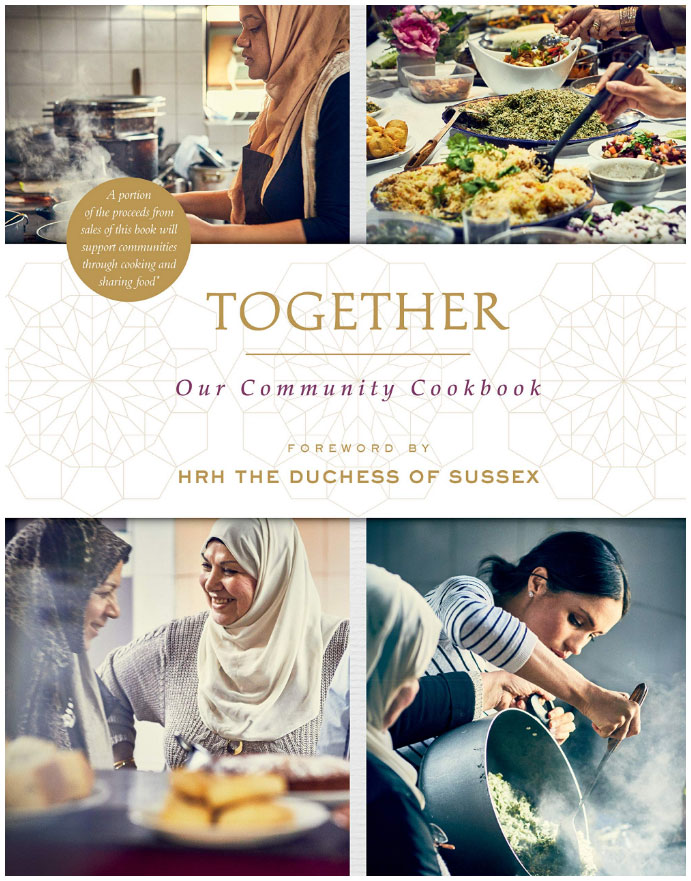 Meghan Markle Together Cookbook Sales Increase