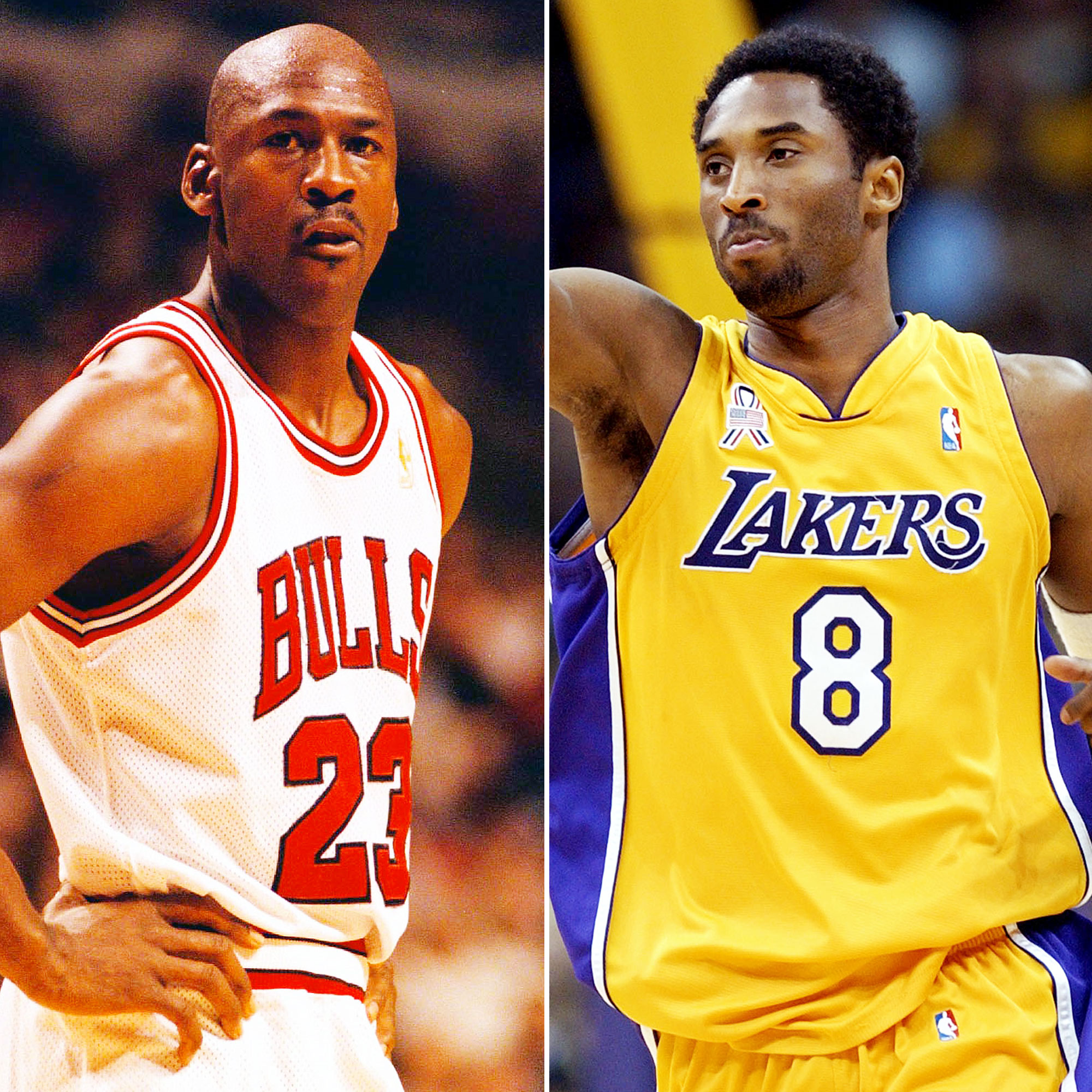Michael Jordan Remembers Little Brother Kobe Bryant After His Death