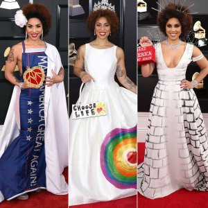 Most Googled Grammys Looks, Joy Villa