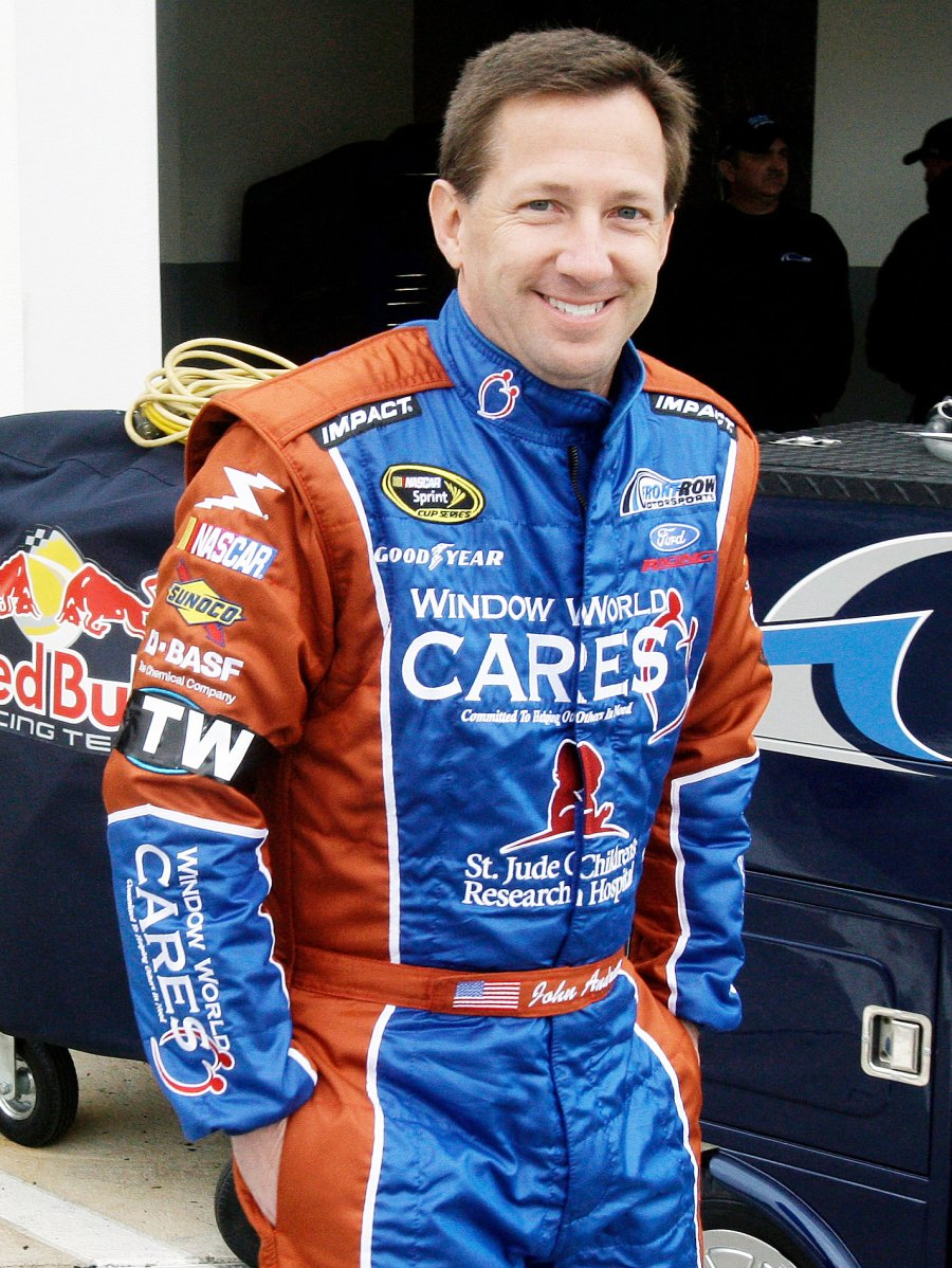 NASCAR Driver John Andretti Dead at 56