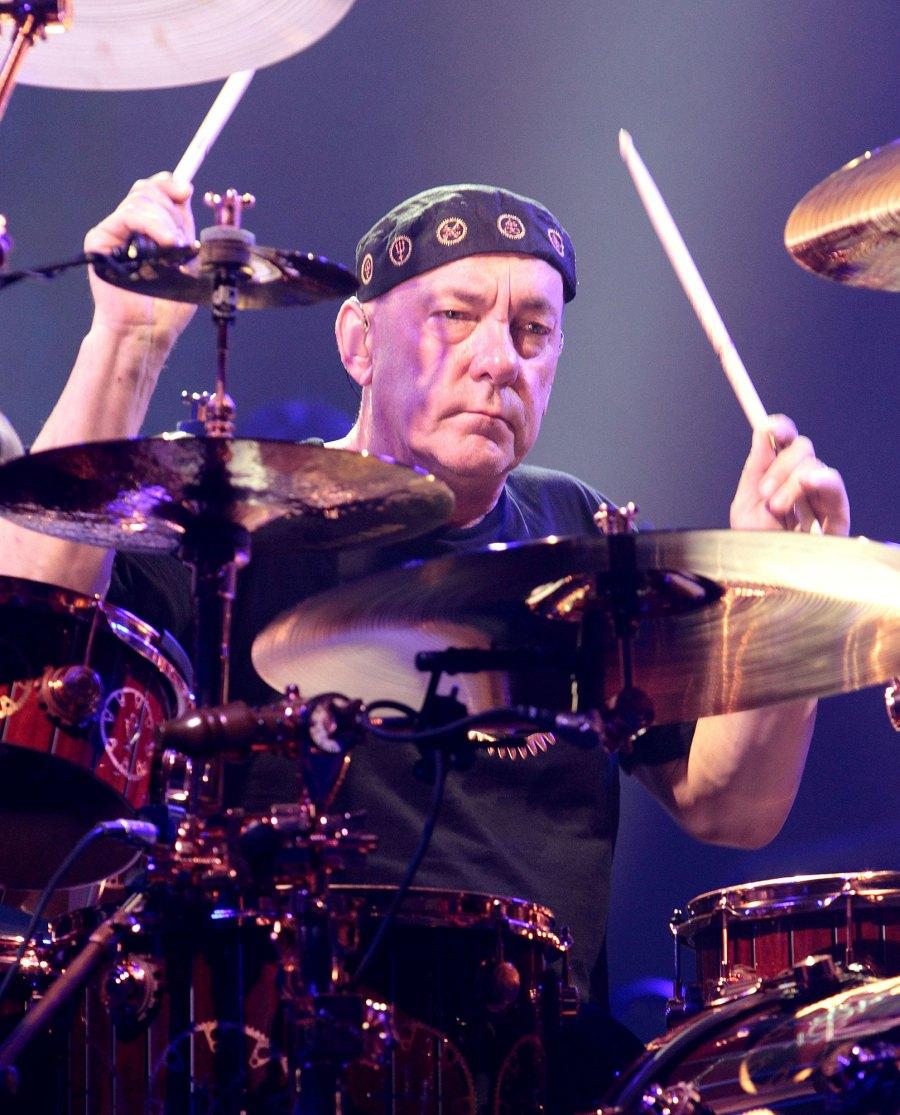 Neil Peart Rush Drummer Dead