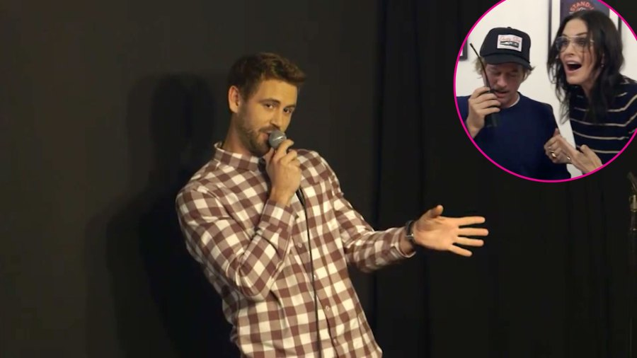Nick Viall Jokes About Trying to Remember Who He Hooked Up With on 'The Bachelor'
