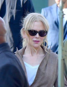 Nicole Kidman leaves an event in Beverly Hills