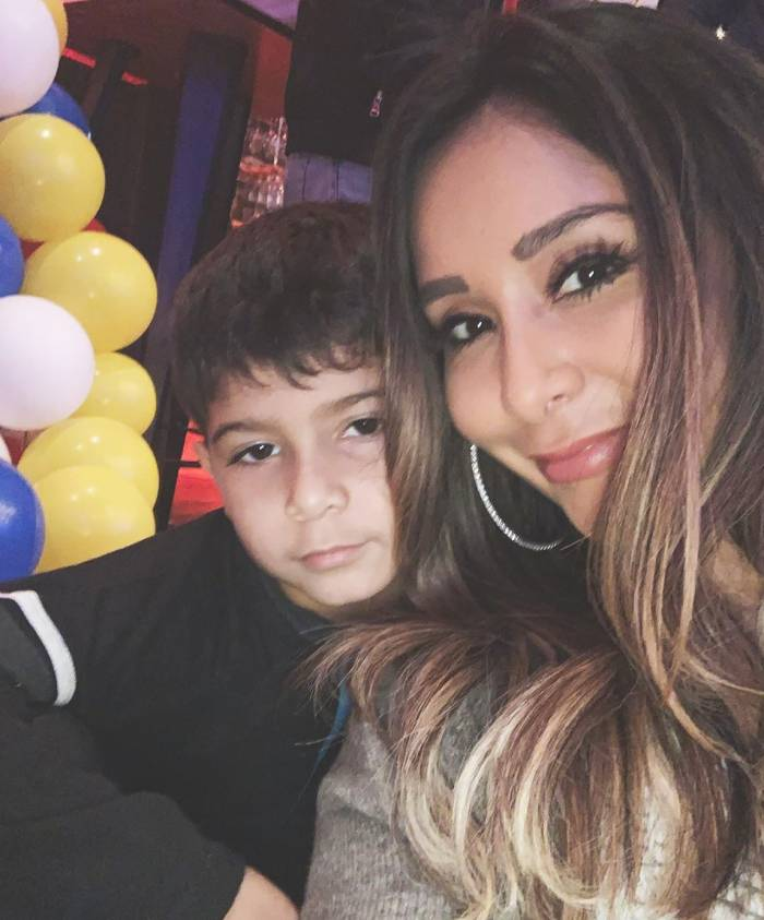 Nicole Polizzi's Son Was 'Scarred' by Her Leaving to Film