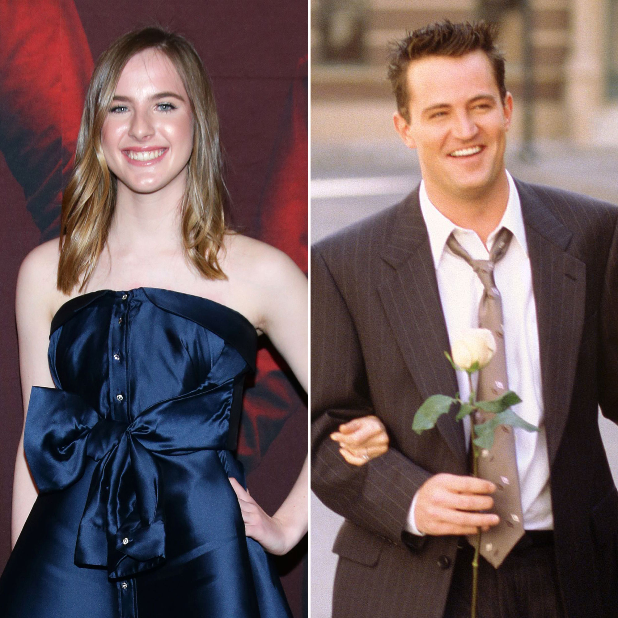 Friends Actress Who Played Emma Responds To Chandler S 2020 Joke