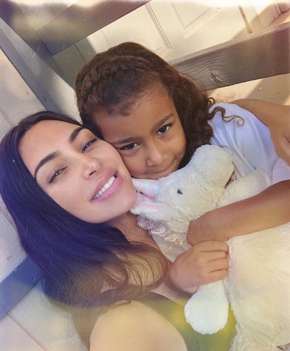 North-West-Asked-Kim-Kardashian-If-She-Could-Visit-Prisons-With-Her