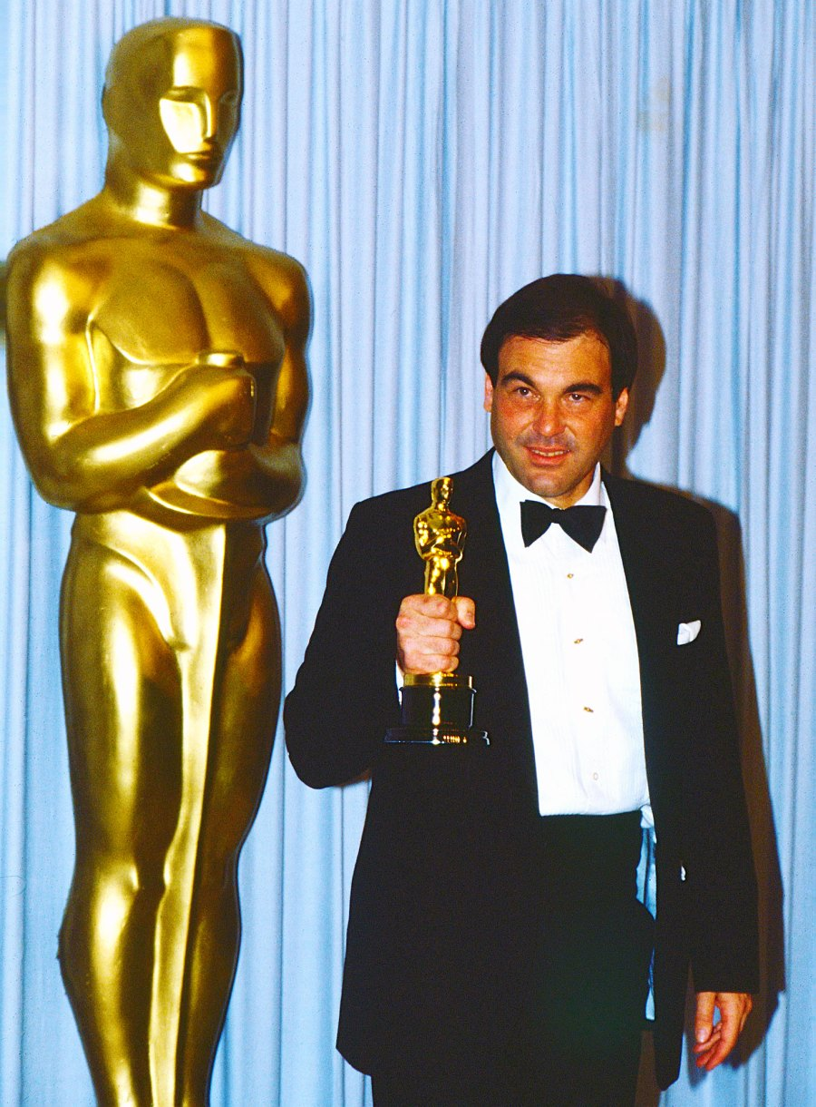 Olivier Stone at the 1979 Golden Globes