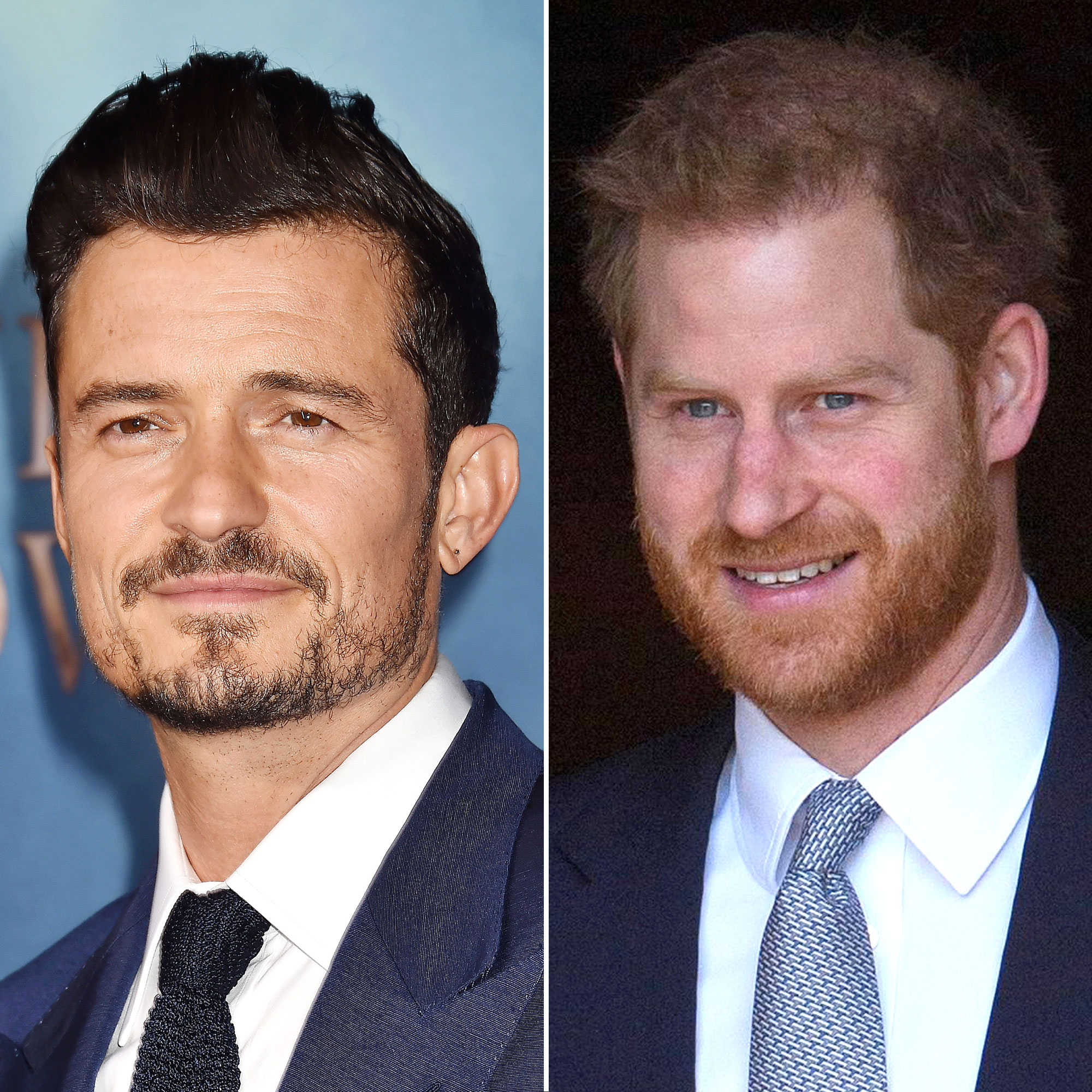 Orlando Bloom To Voice Prince Harry in The Prince