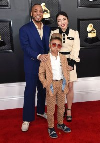 Jae Lin, Anderson. Paak, Soul Rasheed Family Grammys 2020