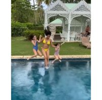 Padma Lakshmi Bikini Instagram