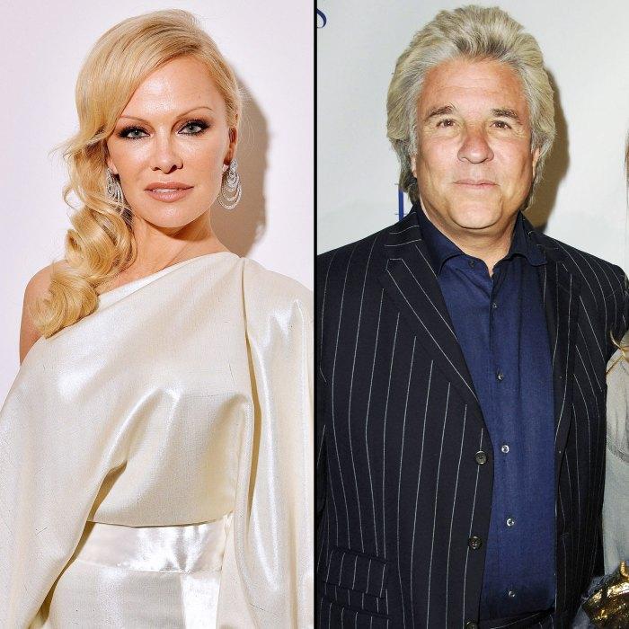 Pamela Anderson Marries Producer Jon Peters in Secret Ceremony