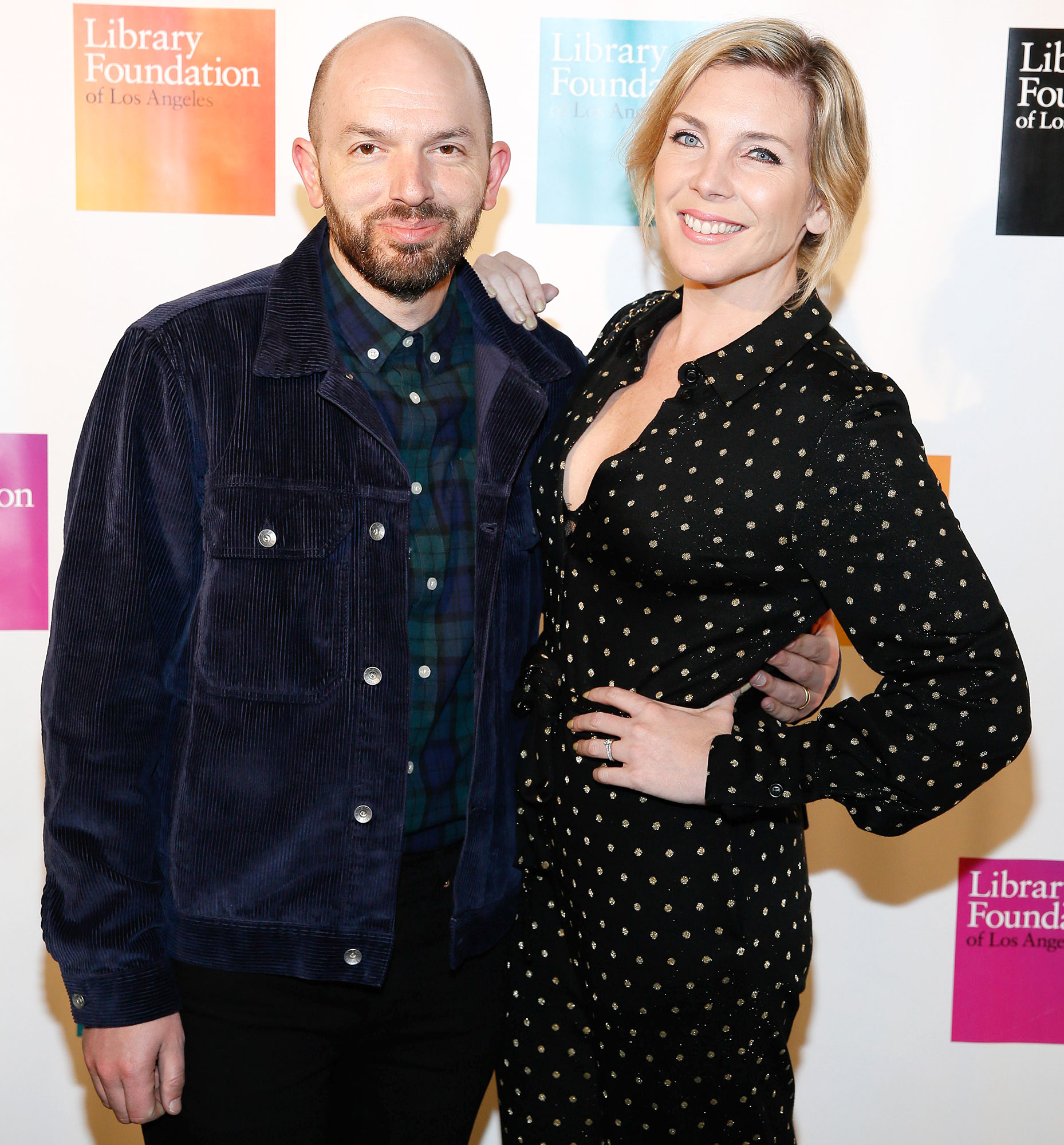 Paul Scheer and June Diane Raphael Talks to Sons About Gender Fluidity
