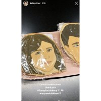 Kris Jenner Shows Off Treats That Look Exactly Like Her Grandkids Penelope and Mason Disick