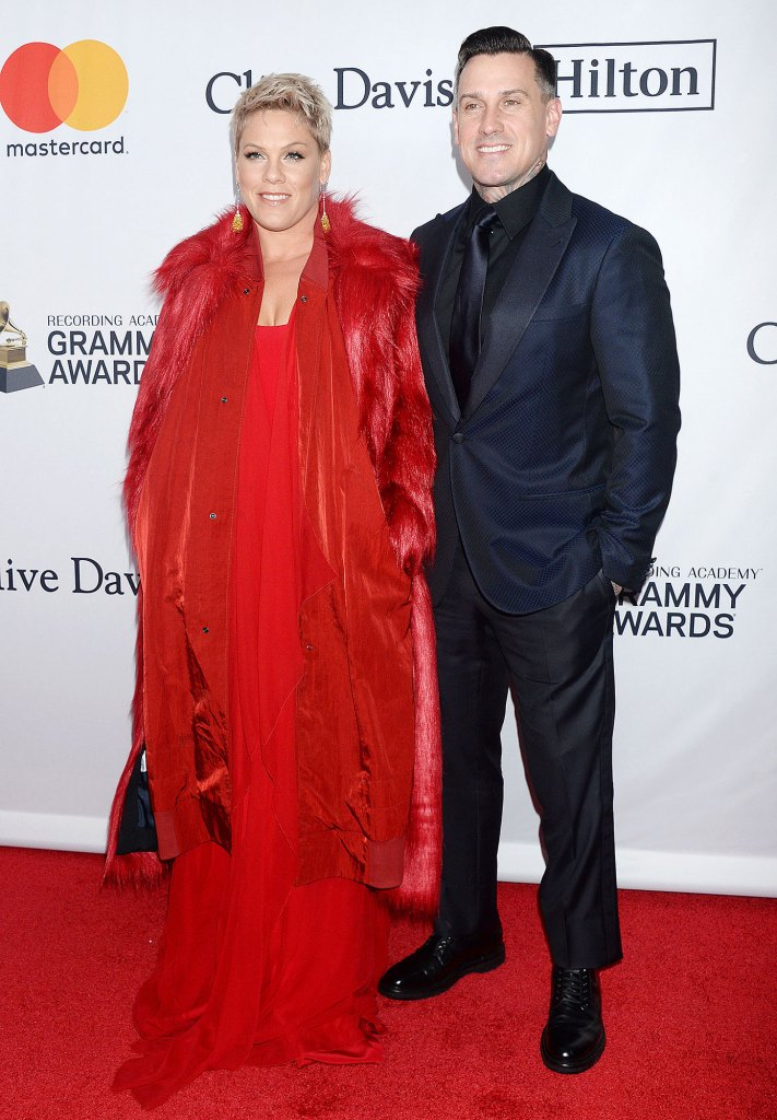 Pink and Carey Hart Explain Why the Australian Wildfires 'Struck a Chord' for Their Family: 'Fight for What You Believe In'