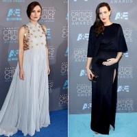 Pregnant-Stars-Show-Off-Baby-Bumps-at-Critics'-Choice-Awards--Keira-Knightley,-Liv-Tyler