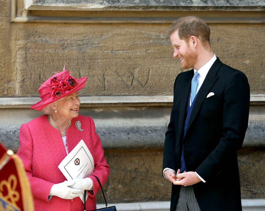 Prince-Harry's-Cutest-Moments-With-Queen-Elizabeth-II-Through-the-Years-9